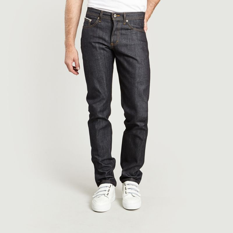 Jean Weird Guy Selvedge Left Hand Twill - Naked and Famous