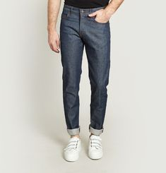 Jean Super Skinny Natural Selvedge