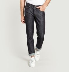 Jean Weird Guy – Stretch Selvedge