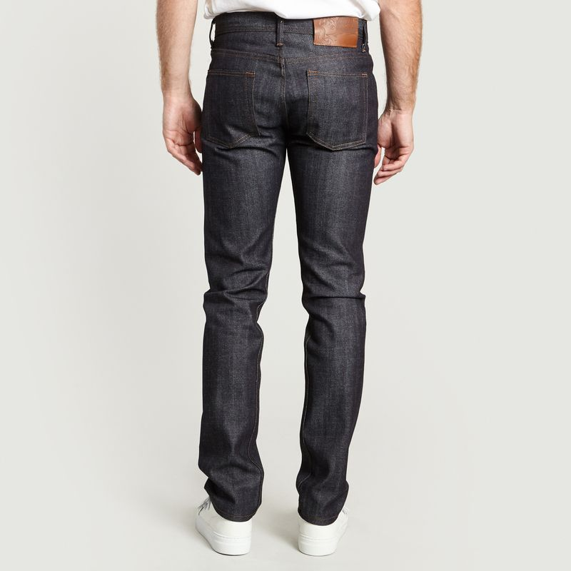 Jean Weird Guy – Stretch Selvedge - Naked and Famous