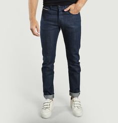 Super Skinny Workman Selvedge Jeans