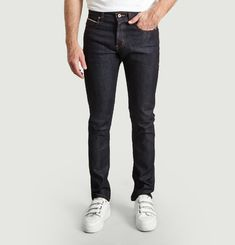 Jean Super Skinny Guy Stretch Selvedge