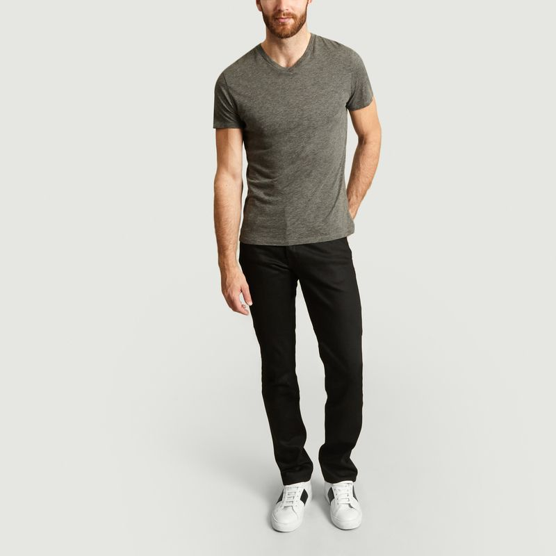 Jean Weird Guy Selvedge Cobra Stretch - Naked and Famous