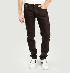 Jean Tapered Goku Super Sayian Selvedge Weird Guy