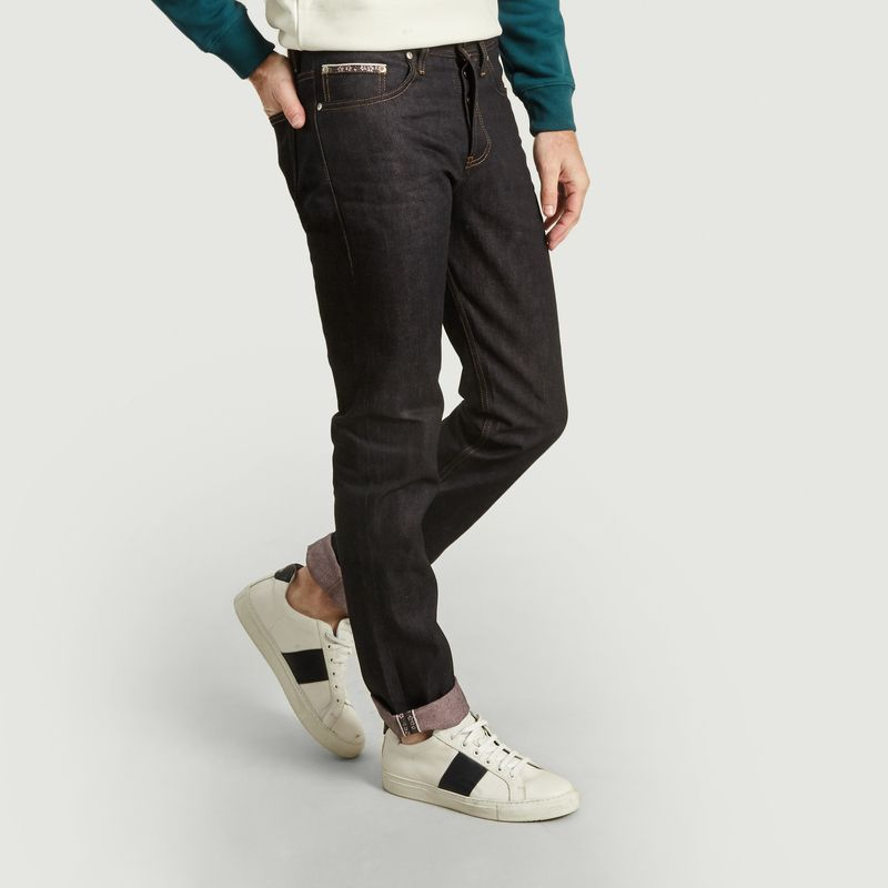 Jean Weird Guy Hanami Selvedge - Naked and Famous