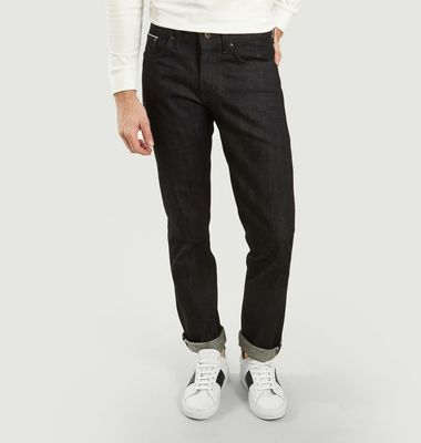Jean Supernatural Selvedge x Ghost Busters weird guy