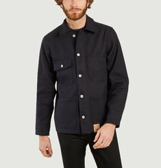 Blouson Chore Naked and Famous