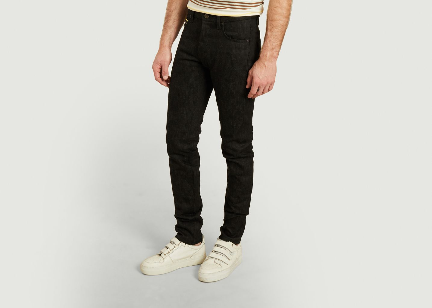 Jean Super Guy Dark Knight Selvedge x Batman - Naked and Famous
