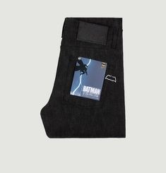 Jean x Batman Naked and Famous