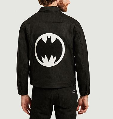 Veste en jean Dark Knight Selvedge x Batman