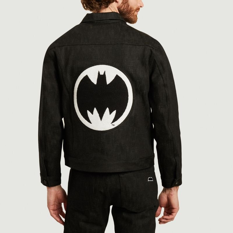 Veste en jean Dark Knight Selvedge x Batman - Naked and Famous