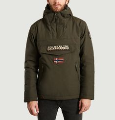 Blouson Rainforest Pocket