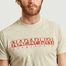 matière T-shirt Solanos - Napapijri