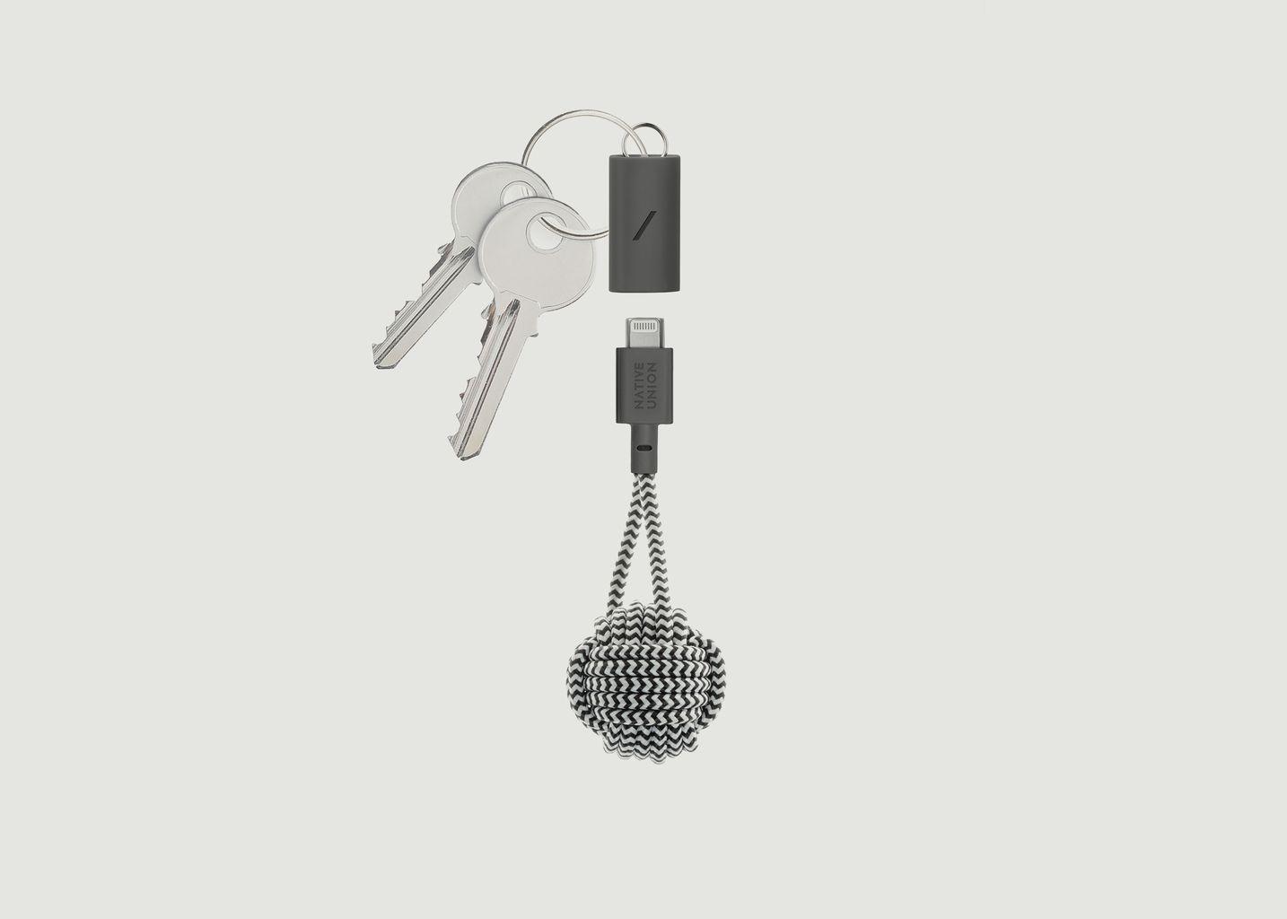 Cable Key USB-C vers Lightning - Native Union