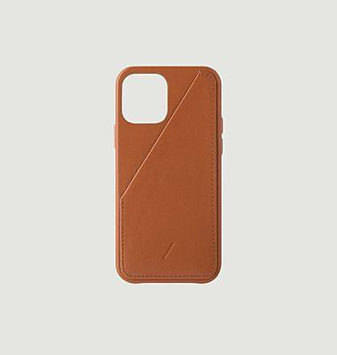 Coque clic card pour Iphone 12, 12 pro