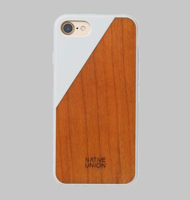 Coque Clic Wooden 7/8