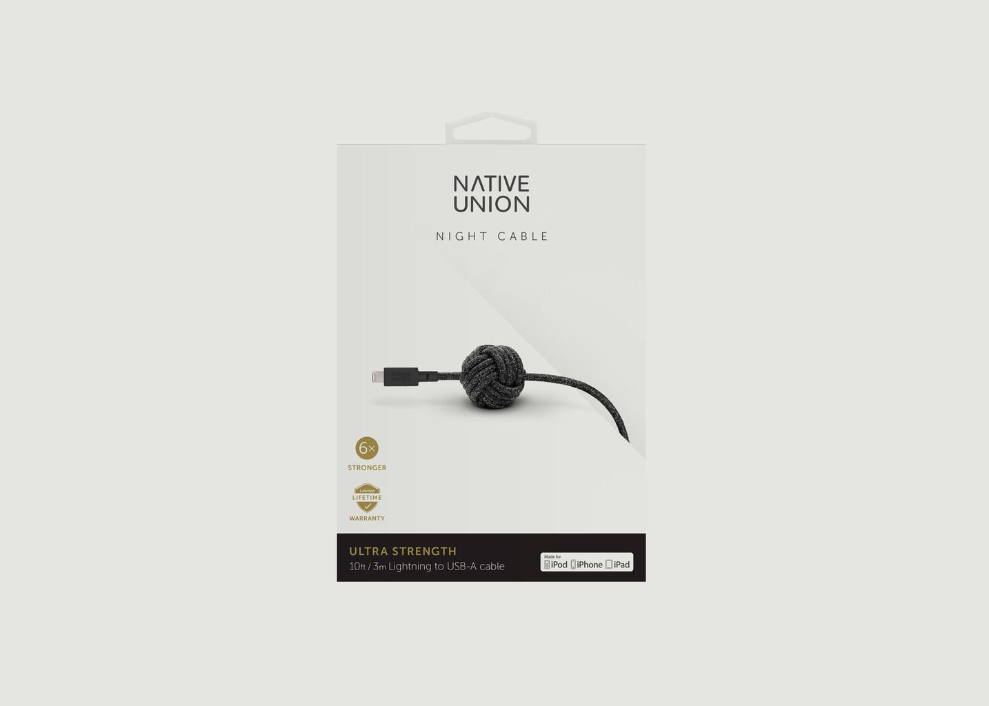 Cable Night - Native Union