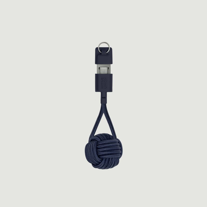 Cable Key USB-A Vers USB-C - Native Union