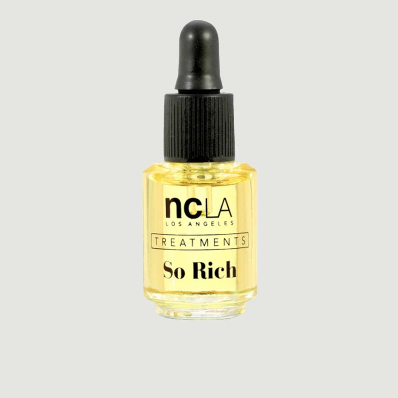 Huile pour ongles so rich  - NCLA