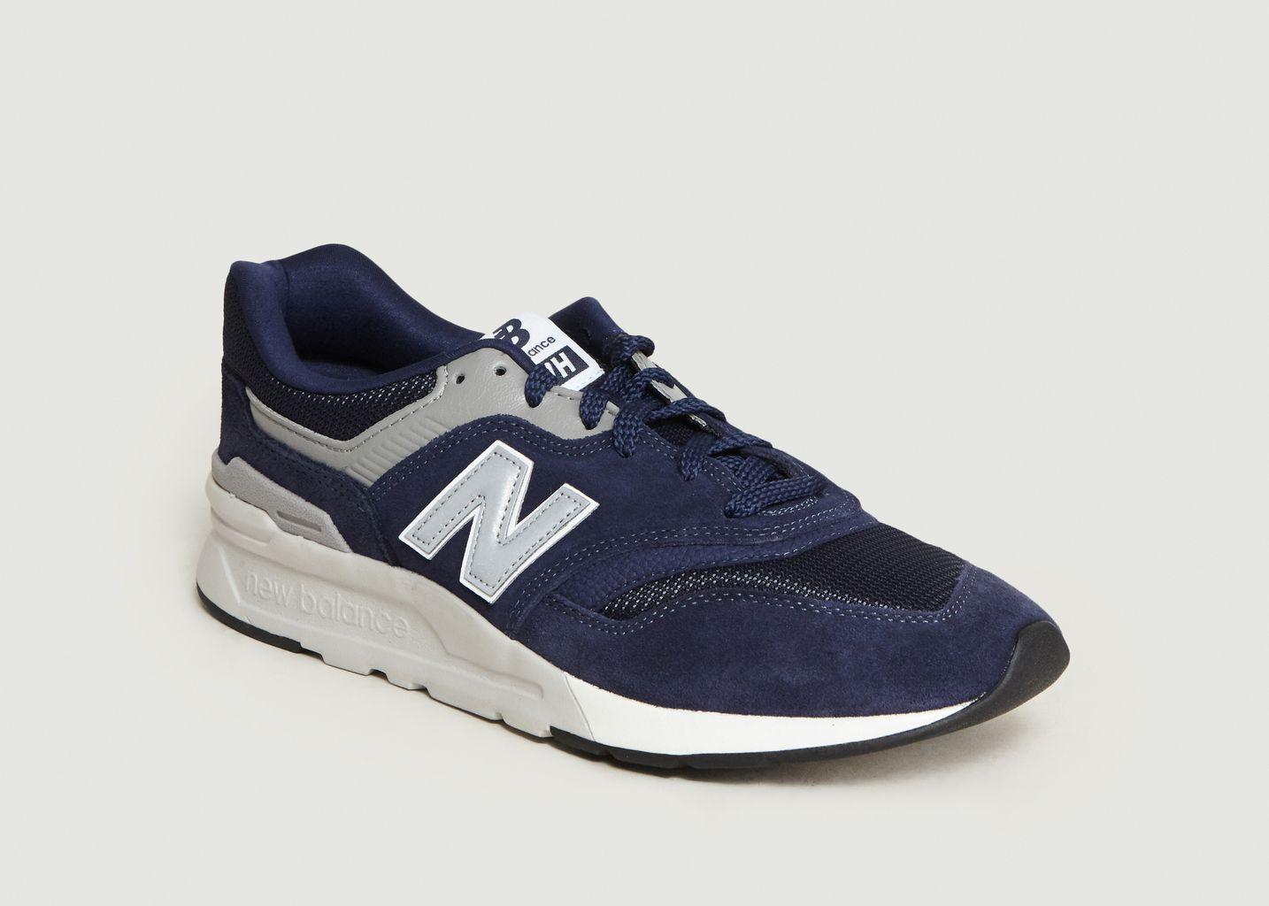 new balance 997h bleu