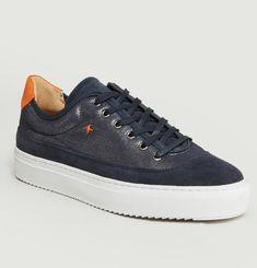 Sneakers Lamé