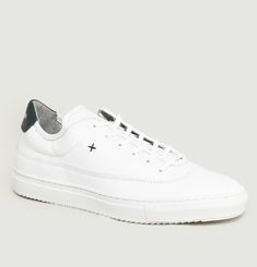NL01 Leather Trainers