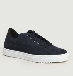 NL01 Suede Trainers