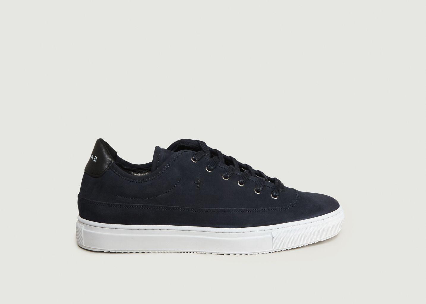 Sneakers NL01 en Nubuck - Newlab