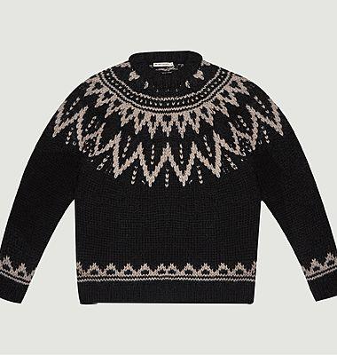 Lenny organic wool sweater