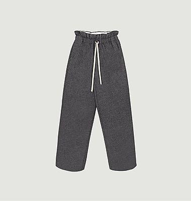 Antoine organic cotton pants