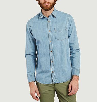 Chemise à poche Errico