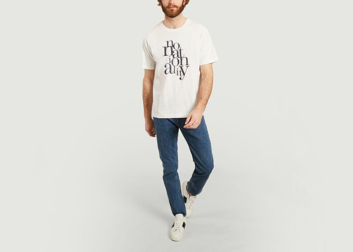 T-shirt Imprimé Wilko - NN07