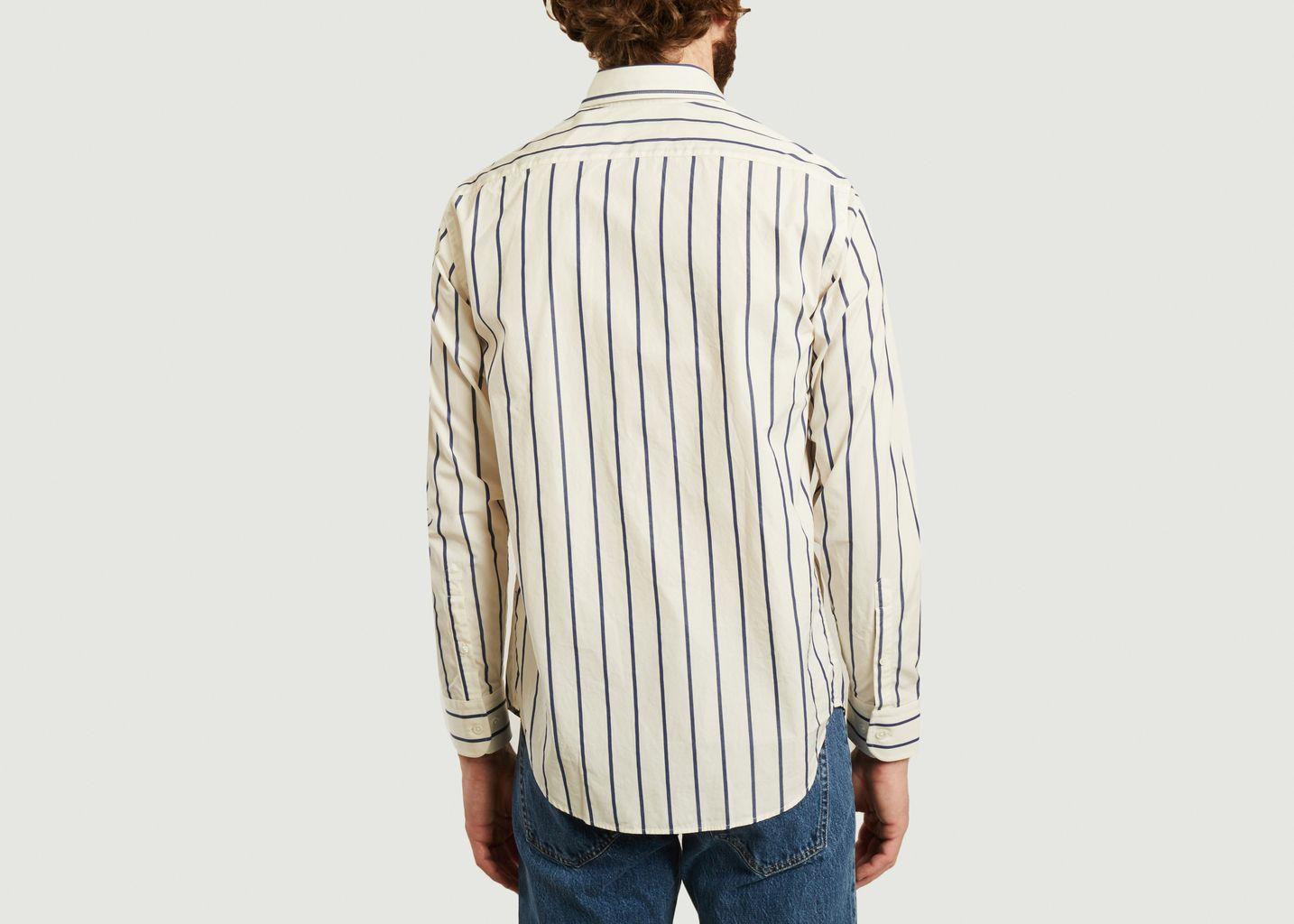 Chemise à poche Errico - NN07