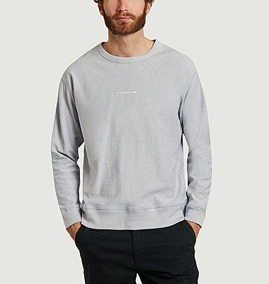 Sweatshirt coupe relax en coton Jerome