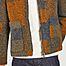 matière Veste zippée à carreaux en lainage Gael - NN07