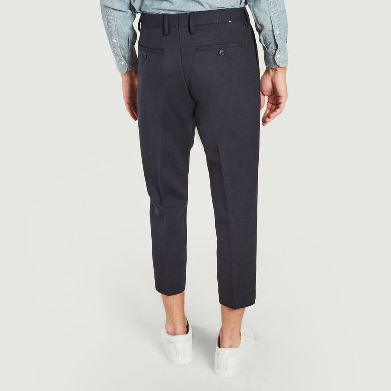 Pantalon coupe relax 7/8e Bill - NN07