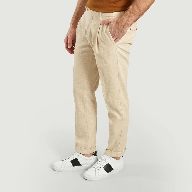 Pantalon Codo lin et coton - NN07