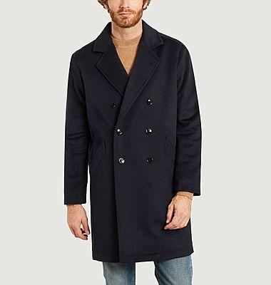 Manteau croisé Rasmus