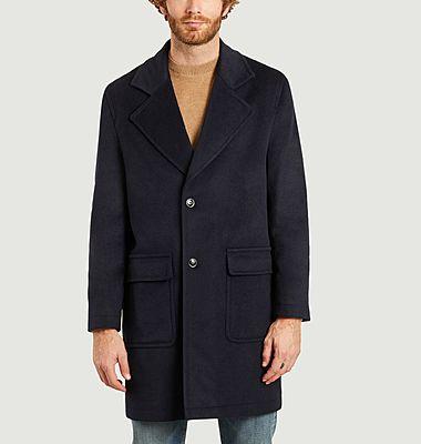 Manteau droit Fain