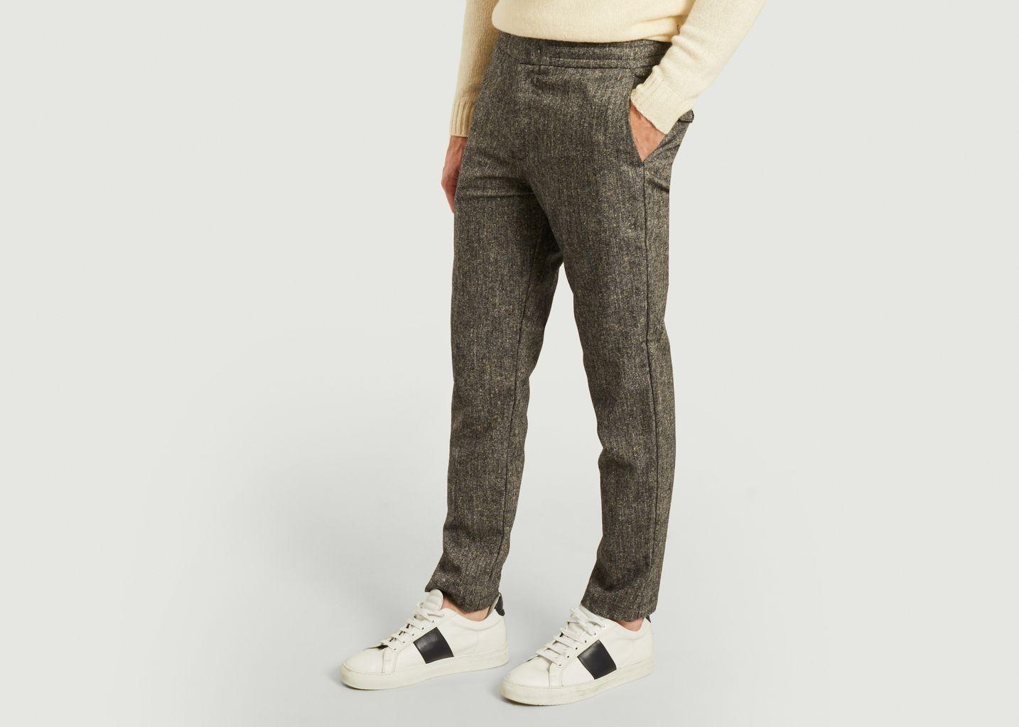 Pantalon texturé Fos - NN07