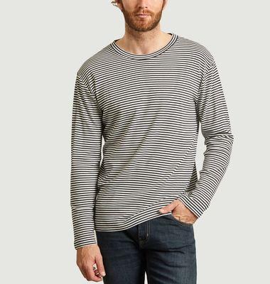 T-shirt rayé Kurt