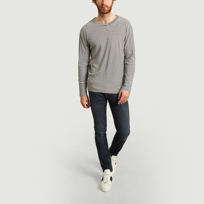 T-shirt rayé Kurt - NN07