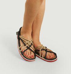 JC Exclusive L'Exception Sandals