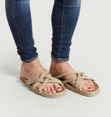 Sandales Slip On
