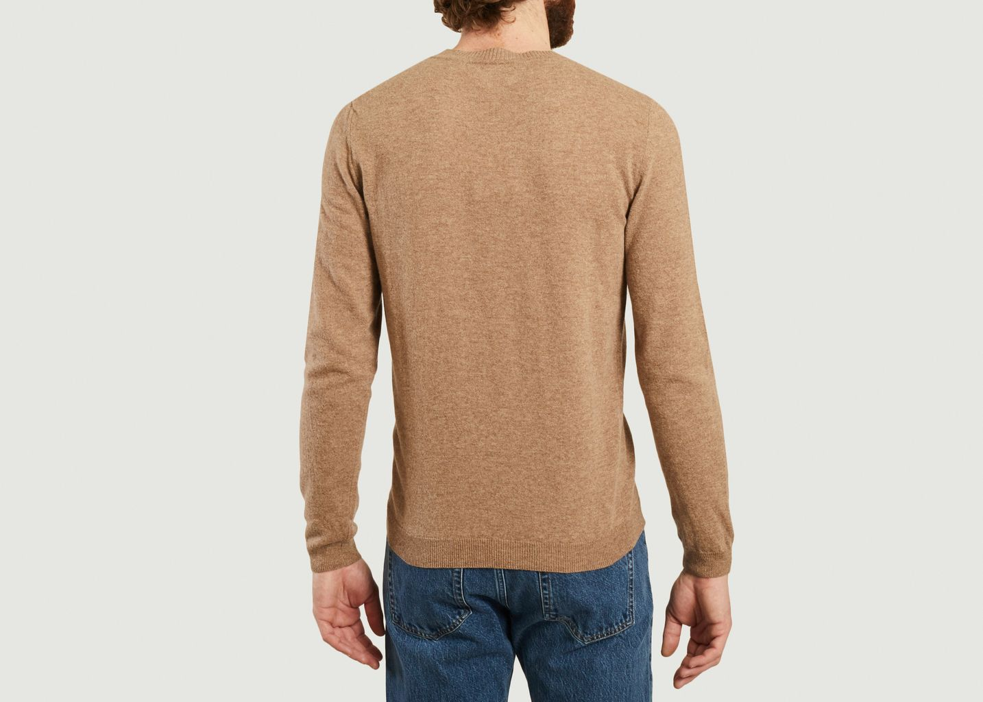 Pull Sigfred Mérinos - Norse Projects