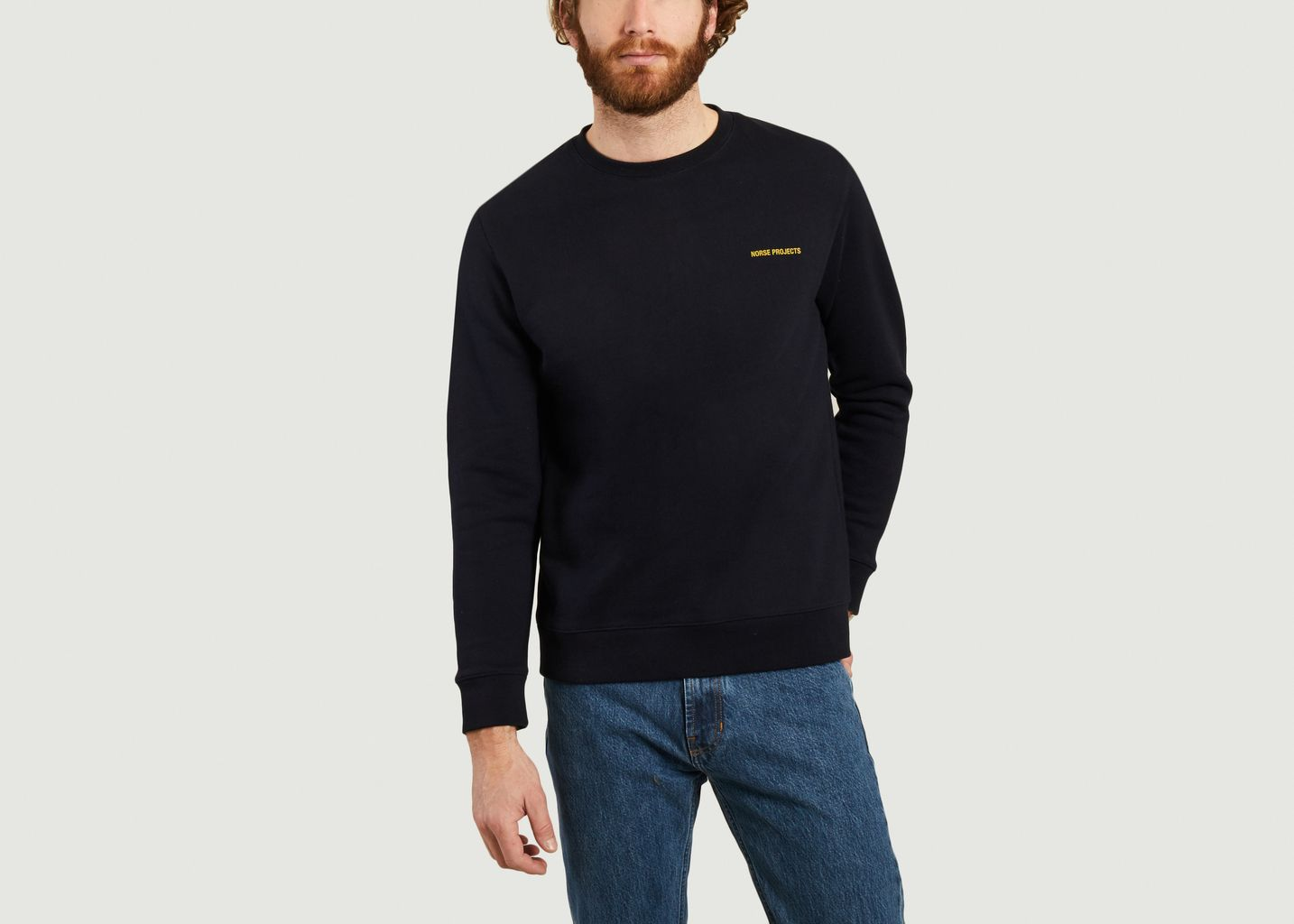 Sweatshirt Vagn - Norse Projects