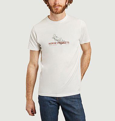 T-shirt Niels Canoë