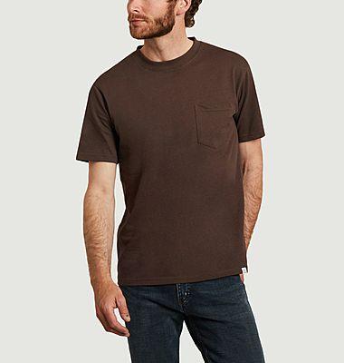 T-shirt en coton coupe boxy Johannes