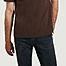 matière T-shirt en coton coupe boxy Johannes - Norse Projects