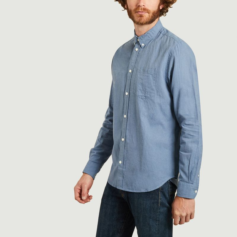 Chemise Osvald  - Norse Projects